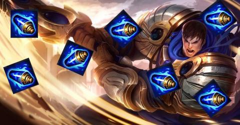 League of Legends: Ein OTP Garen schlägt Riot ein originelles Rework vor
