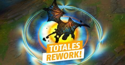 League of Legends: Das nächste Rework wird das wichtigste Rework aller Zeiten für Riot