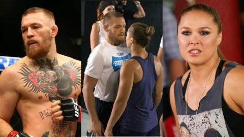 Conor McGregor über ein Duell gegen Ronda Rousey