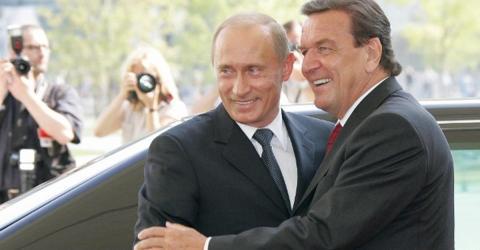 Schwere Vorwürfe gegen Ex-Kanzler Gerhard Schröder