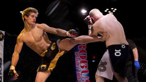 MMA: Sage Northcutt, der zukünftige Star der UFC