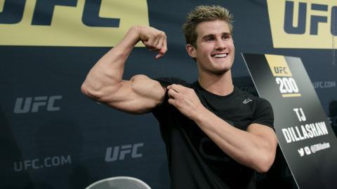 Die Arme von Sage Northcutt sorgen für Diskussionen in der MMA-Community