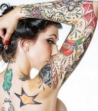 Tattoos unterarm frauen