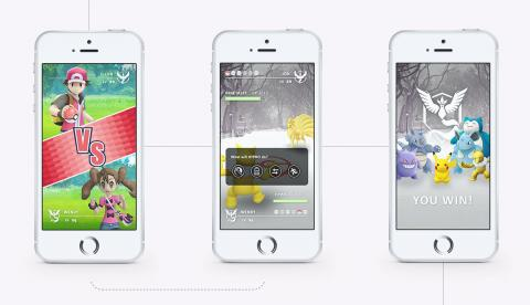 Pokémon GO: Dieser Designer macht Pokémon GO schöner und funktioneller