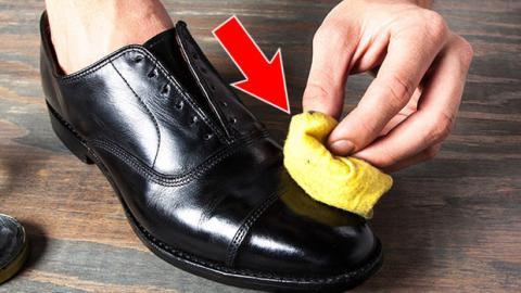 Tipps und Tricks - Episode 4: Wie wachst man seine Schuhe ohne Wachs?