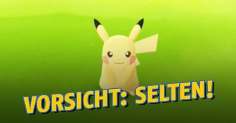 Pikachu und Raichu gibt es jetzt auch als Shiny! Die Sache hat allerdings einen Haken