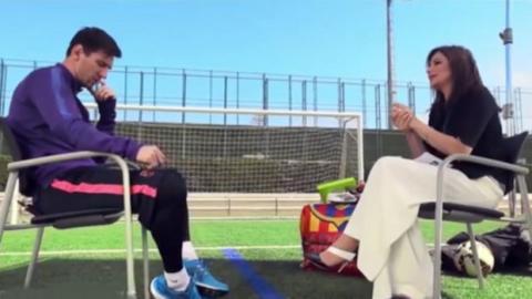 Skandal! Lionel Messi mit einem groben Fehltritt im ägyptischen Fernsehen