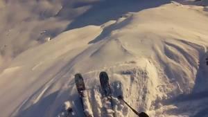 Ski Freeride: Vebjorn Enersen legt einen unglaublichen Sprung hin!