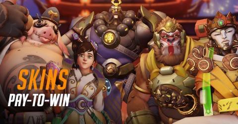 Overwatch: 7 Skins bringen euch einen Vorteil im Spiel