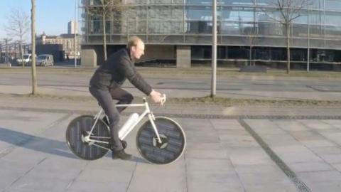 Solar Bike: Ein revolutionäres E-Bike
