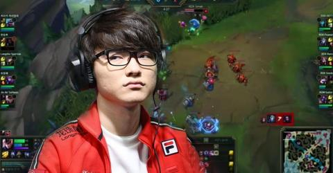 League of Legends: Bereitet Faker ein geheimes Pick für die Worlds vor?
