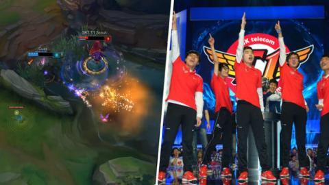 League of Legends: Eindeutig! Die südkoreanischen Solo-Q-Spieler sind auf einem anderen Level