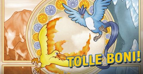 Pokémon GO: Auf diese Boni dürft ihr euch beim Sonnenwende-Event freuen