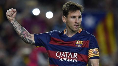 Lionel Messi begründet ein neues Wort in spanischen Wörterbüchern