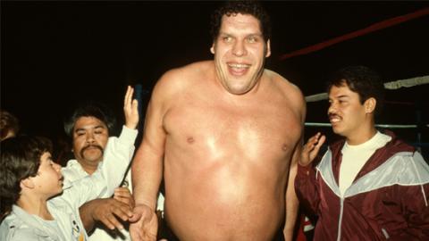 Wrestling: André the Giant - Biografie