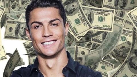 Für diese Sache gibt Cristiano Ronaldo sein ganzes Vermögen aus!