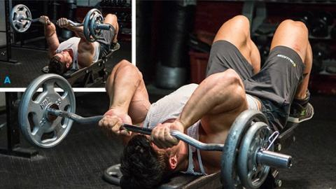 Die beste Übung, um euren Trizeps zu stärken