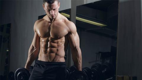 Trainings-Programm: So bekommst du V-förmige Bauchmuskeln