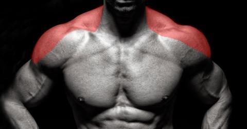 Drei effiziente Möglichkeiten, sich breite Schultern anzutrainieren