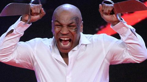 Heftige Reaktion: Mike Tyson findet heraus, dass er bei Street Fighter dabei ist