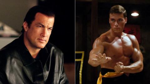 Jean Claude Van Damme fordert Steven Seagal zu einem echten Kampf heraus: Dessen Reaktion ist feige!