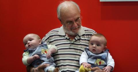 James Harrison: Der Mann, der mit seinem Blut über zwei Millionen Babys rettete