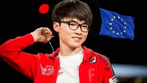 Faker ist Südkoreas #1-Gamer. Doch was er jetzt ankündigt, wird bei euch große Hoffnungen wecken!
