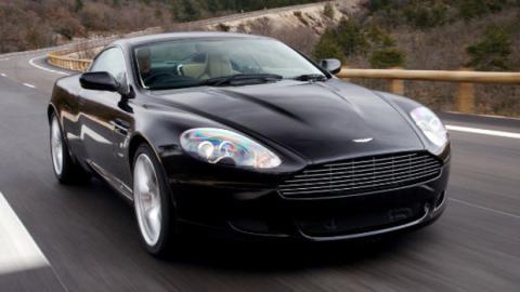 Aston Martin DB9 im Test - Preis, Technische Daten: Video von einem sportlichen Wagen mit Eleganz