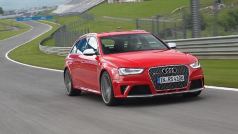 Audi RS4 im Test: Preis, technische Daten