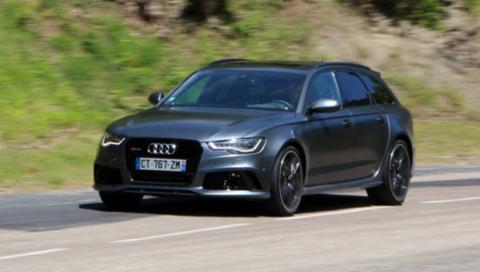 Audi RS6 im Test: Preis, Erscheinungsdatum, Technische Daten