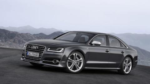 Audi S8 : Preis, Technische Daten: Die luxuriöse Sportlimousine im Video