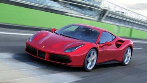 Ferrari 488 GTB : Preis, Technische Daten: Der atemberaubende Flitzer im Video