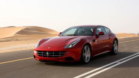 Ferrari FF im Test: Preis, Technische Daten, Video von einem revolutionären Flitzer