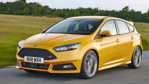 Ford Focus ST : Preis, Technische Daten: Video der markanten Limousine