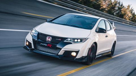 Honda Civic Type R im Test: Preis, Technische Daten: Video von einer kompakten Sportlimousine