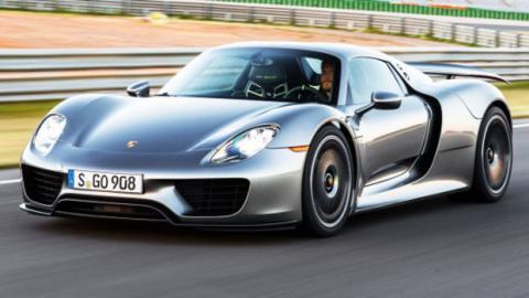 Porsche 918 Spyder im Test: Preis, Technische Daten, Video von einem der kraftvollsten Autos der Welt