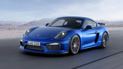 Porsche Cayman GT4 : Preis, Technische Daten: Die königliche Rennmaschine im Video
