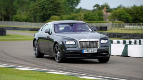 Rolls-Royce Wraith : Preis, Technische Daten: Das freche Coupé im Video