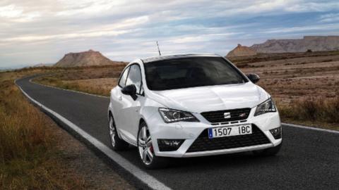 Seat Ibiza Cupra : Preis, Technische Daten: Der flexible Sportwagen im Video