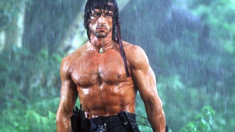 3 Trainingseinheiten von Sylvester Stallone, um euch einen Körper wie Rambo aufzubauen
