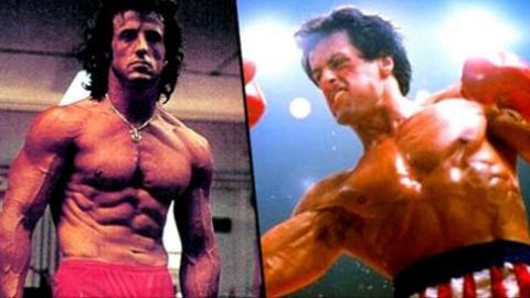 Sylvester Stallone enthüllt sein Training für Rocky: Außer ihm hält das keiner durch