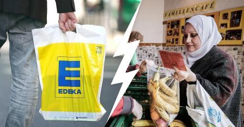 Kritik an Edekas Verhalten gegenüber Tafel in Essen