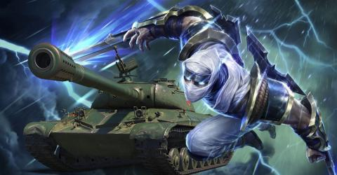 League of Legends: Tanky Zed wird noch unausstehlicher