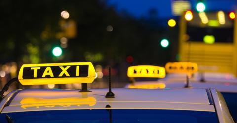 Deutschland: Wenn du das an einem Taxi bemerkst, ruf sofort die Polizei!