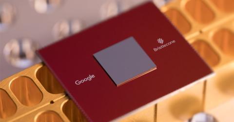 Google entwickelt stärksten Quantenprozessor der Welt