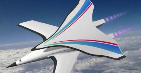 I-Plane: Neues Flugzeug fliegt 7x schneller als die Schallgeschwindigkeit