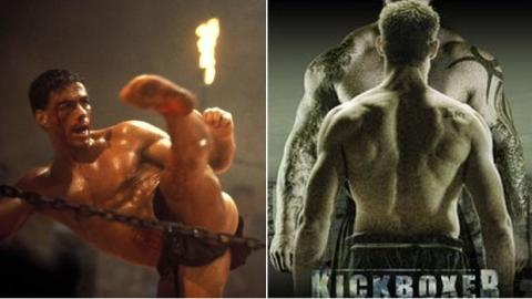 Kickboxer Retaliation: Neuer Teil des Kultfilms mit Jean-Claude Van Damme, Mike Tyson und The Mountain