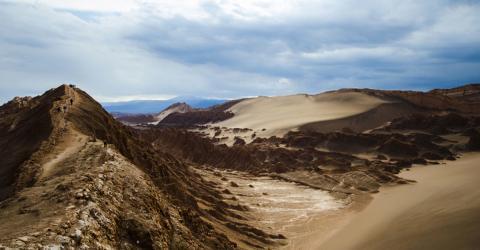 Atacama-Wüste: Hier bringt der Regen den Tod!