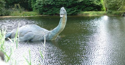 Durch diesen erstaunlichen Trick konnte das Ungeheuer von Loch Ness bis heute überleben
