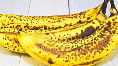 Bananen in den kühlschrank